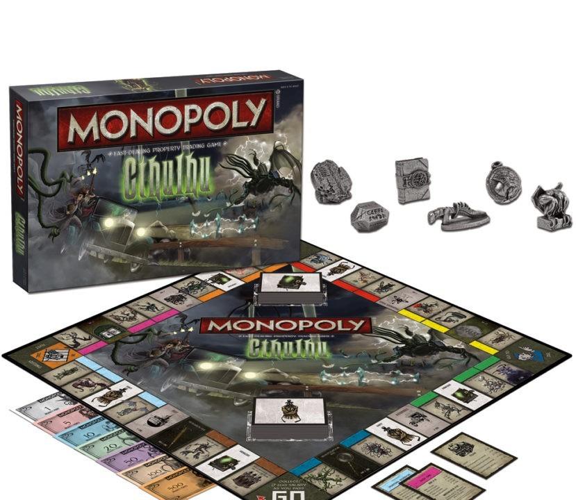 Cthulhu Monopoly