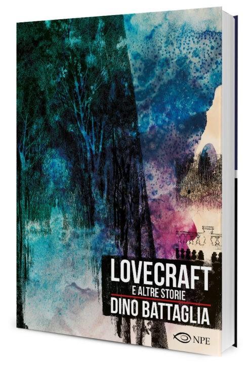 Dino Battaglia - Lovecraft e altre storie