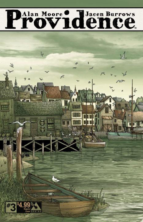 Providence - Alan Moore